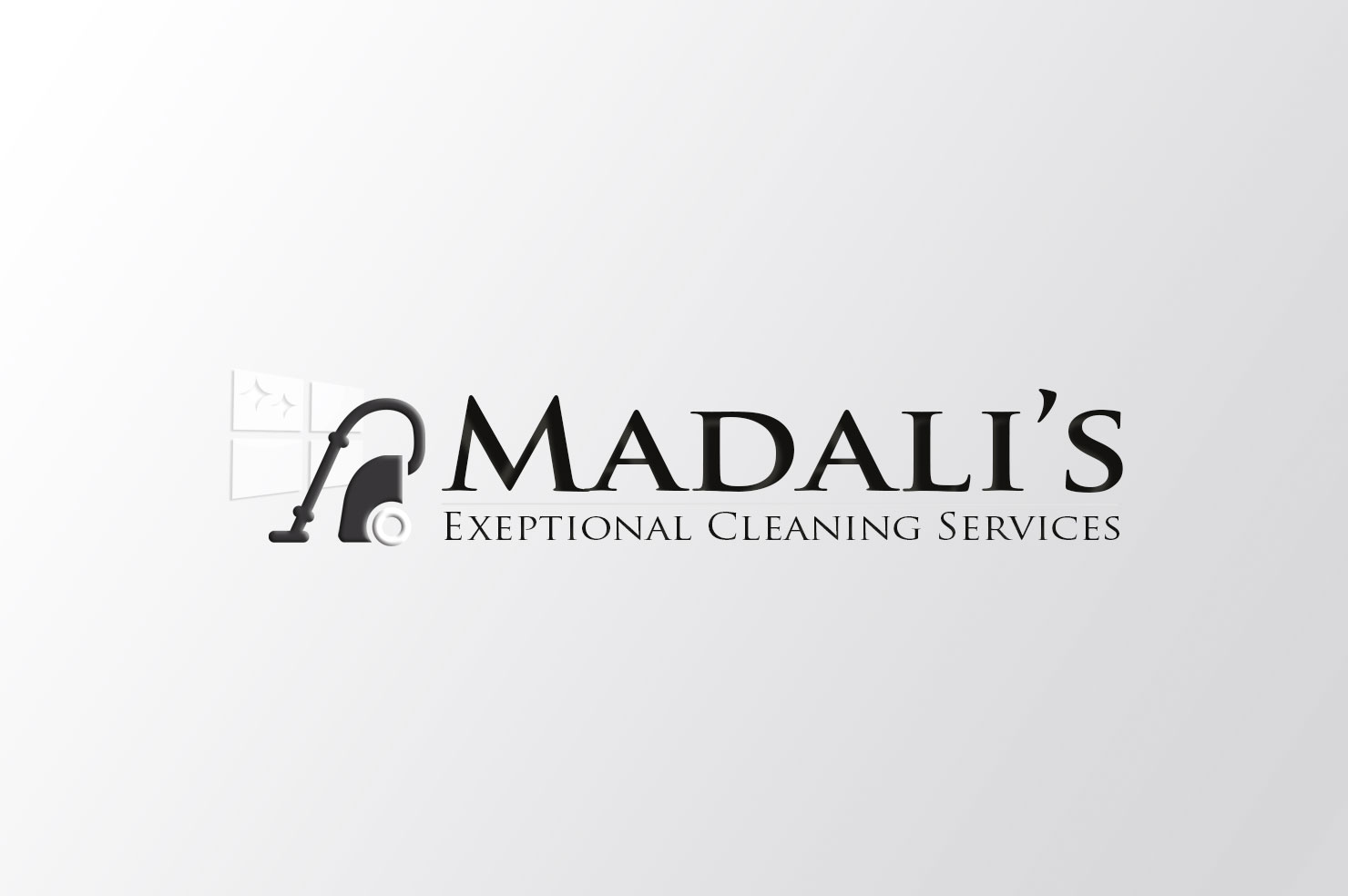 Madali's Cleaning Service | Logo & Website