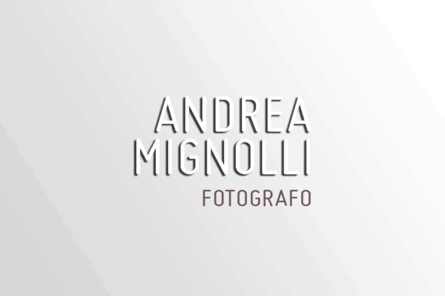 Andrea Mignolli Fotografo | Website