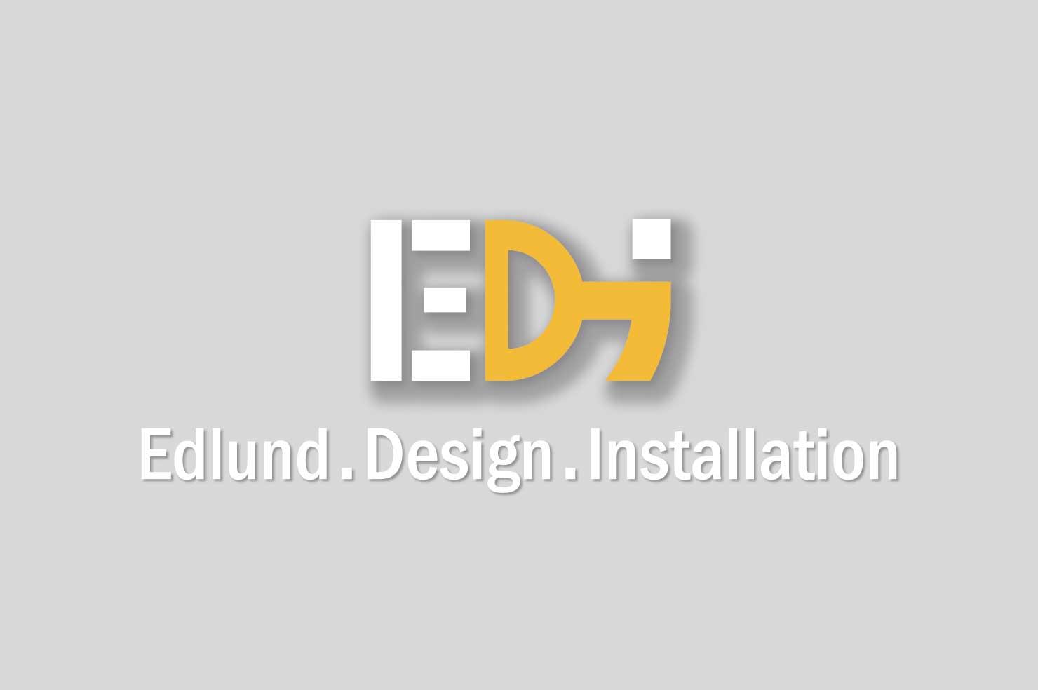 EDI Edlund Design Installation | Logo