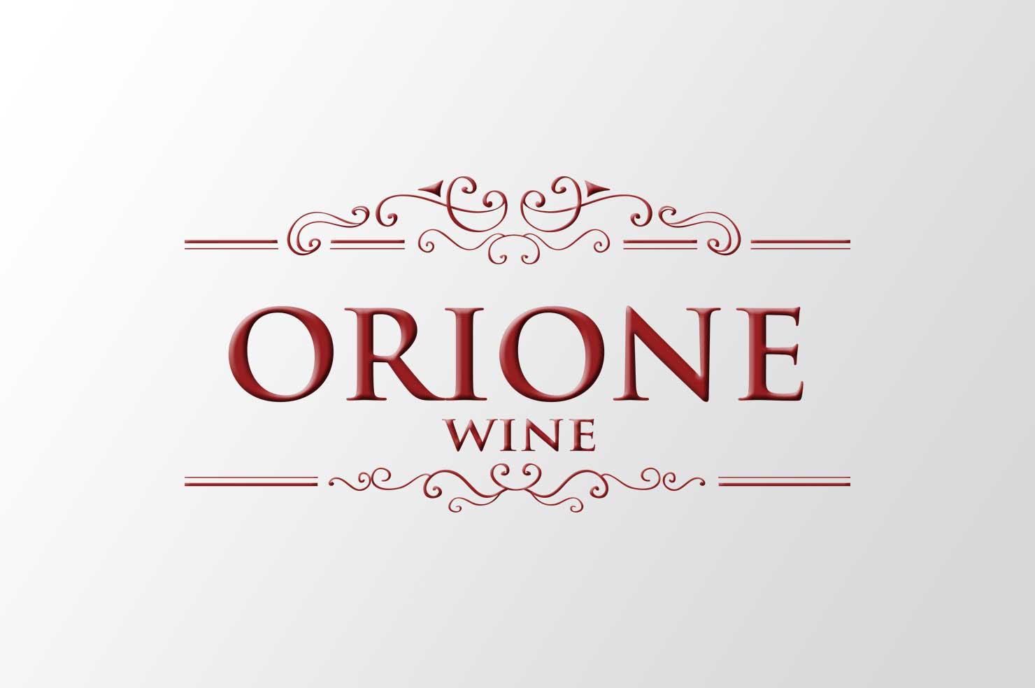 Orione Wine | Logo