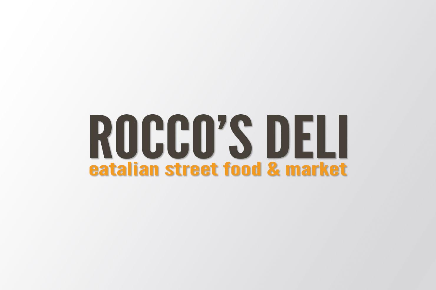 Roccosdeli | Logo