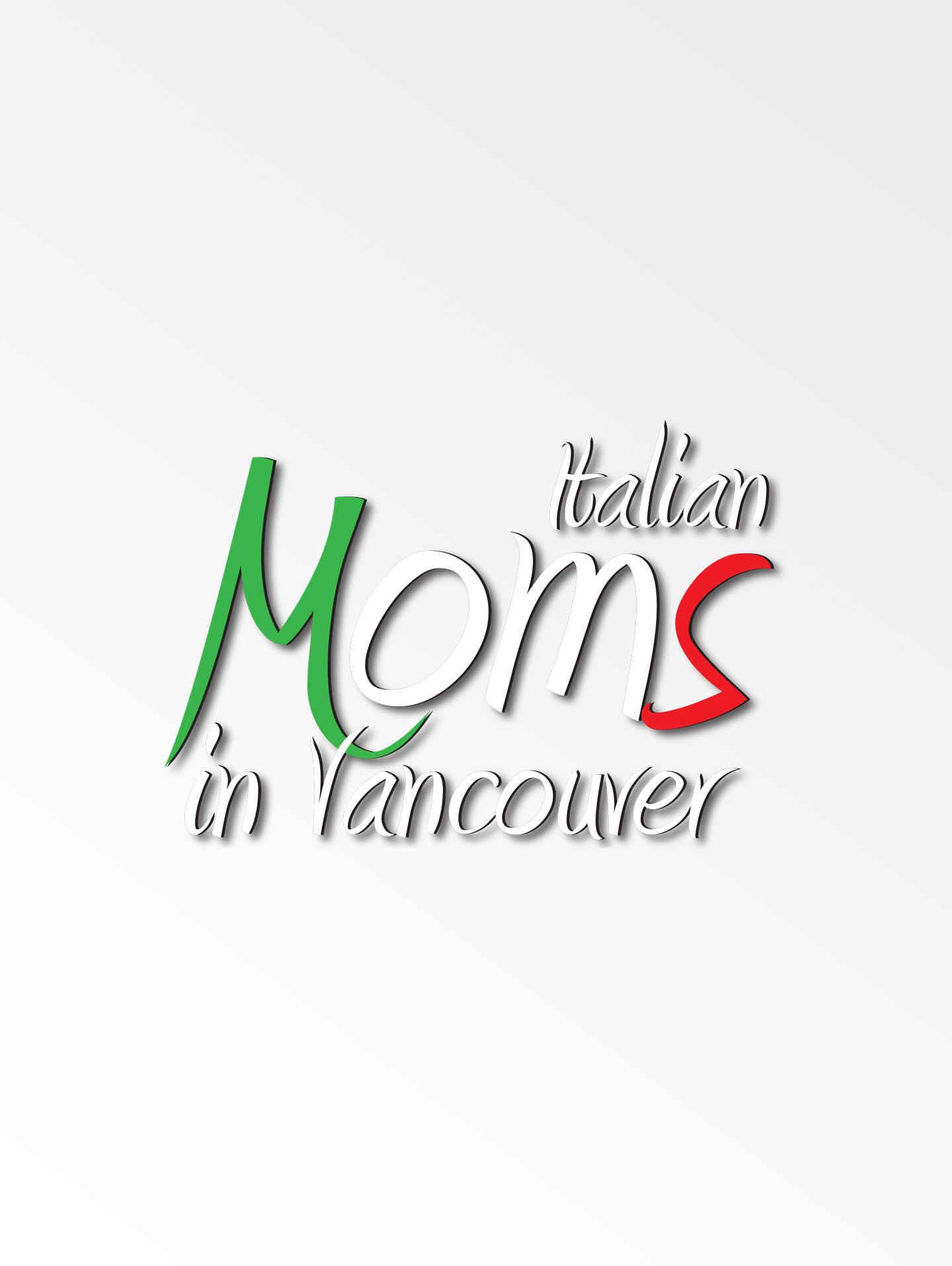Italian's Mum in Vancouver | Logo