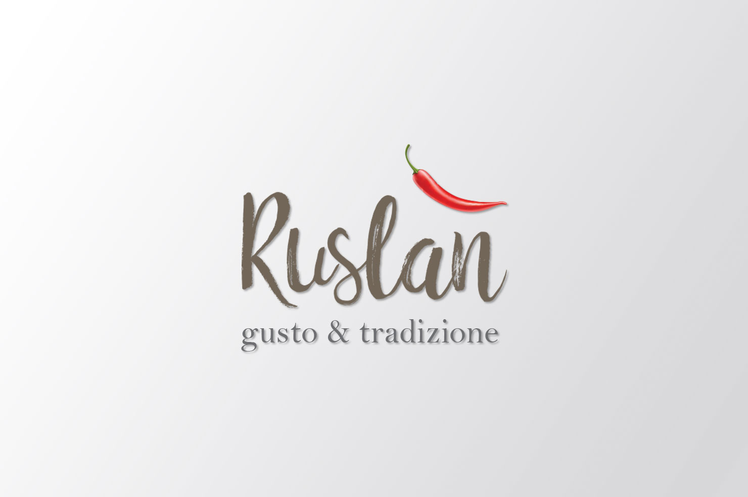 Ruslan | Logo & Website